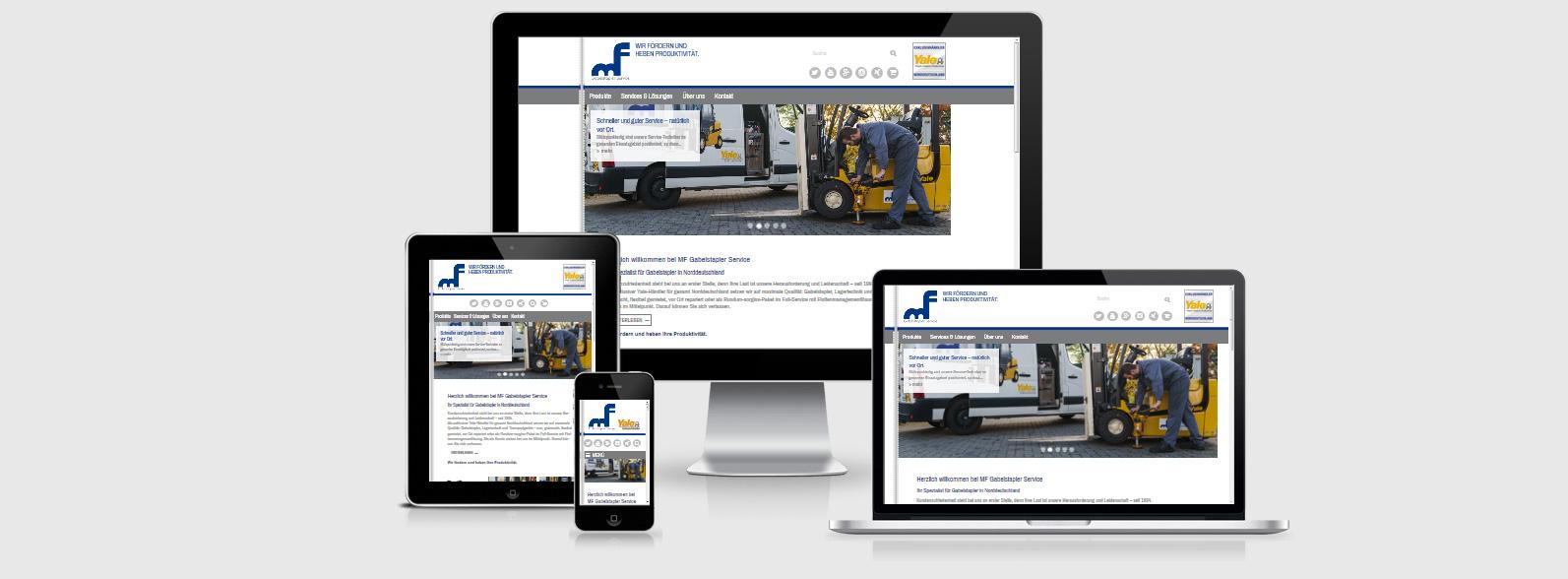 MF Gabelstapler Service GmbH